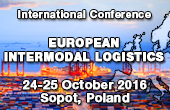 European Intermodal Logistics 2016