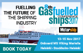Gas Fuelled Ships Conference