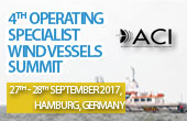 Operating Specialist Wind Vessels Summit