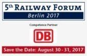 5th Railway Forum Berlin 2017