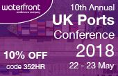 10th Annual: UK Ports Conference 2018