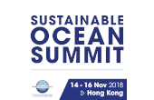 Sustainable Ocean Summit 2018