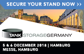 Tank Storage Germany 2018