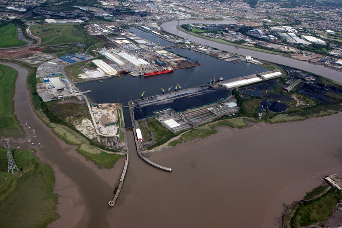 Port of Newport (photo: Associated British Ports)