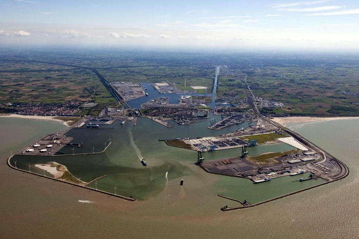 The Port of Zeebrugge (photo: ECS European Containers)
