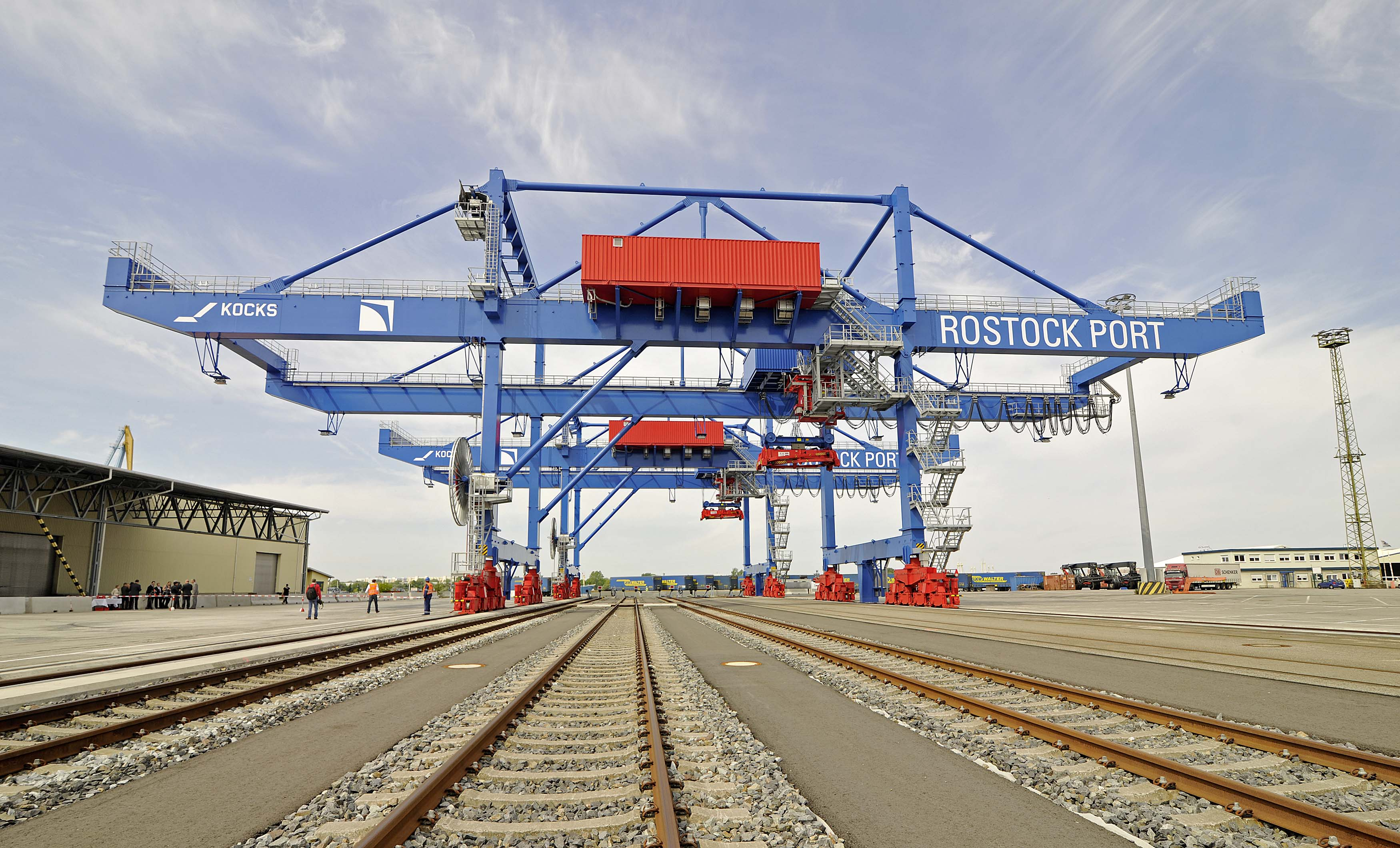 Rostock Port - Harbours review