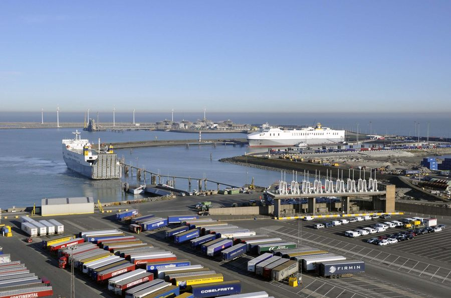 zeebrugge port harbours review