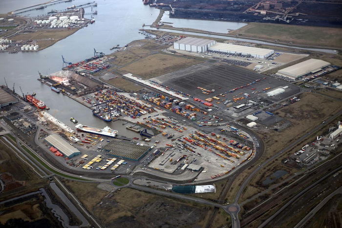 Teesport (photo: PD Ports)